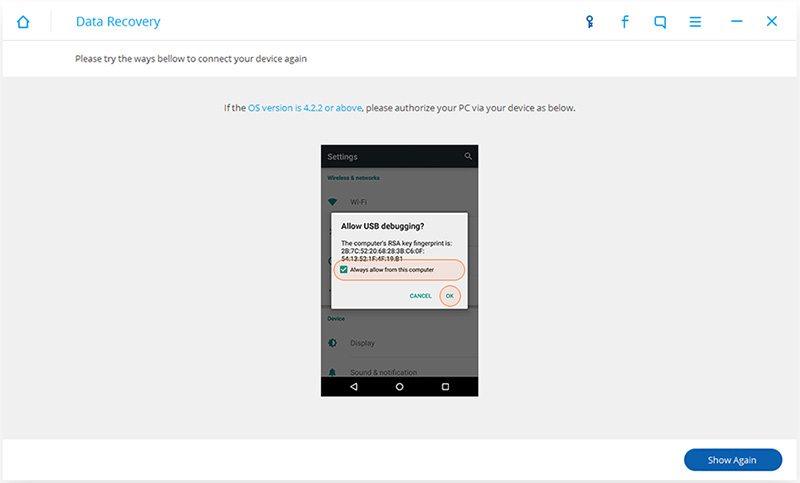 Android File Recovery Recover Deleted Data On Android Devices
