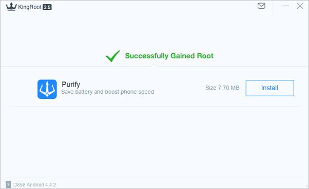 KingRoot Root Complete