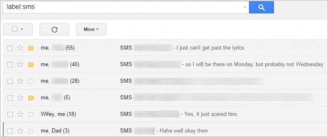 SMS Backup+ 3