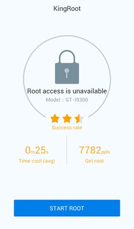 King Root Start
