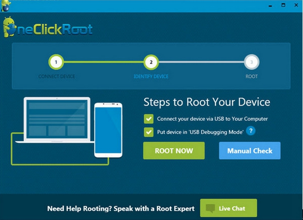 One Click Root 2