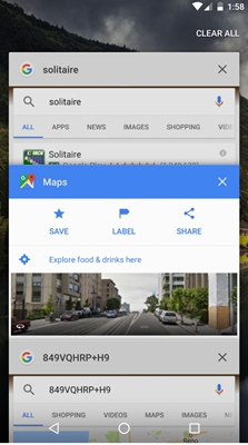 Android Multitasking
