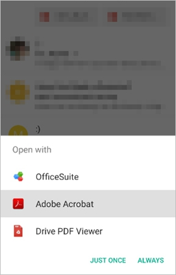 Set Default Apps on Android 1