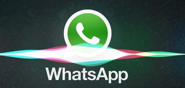 WhatsApp Siri 0