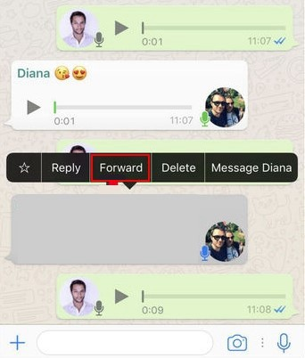 WhatsApp Send Video 3