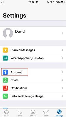 Two Step Verification WhatsApp 1