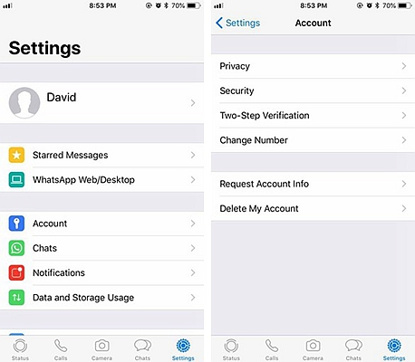 How to Use WhatsApp with New Phone Number on iPhone and Android
