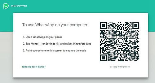 WhatsApp Desktop 2