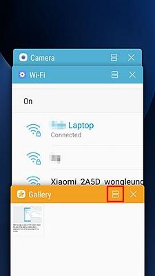 Samsung Multi Windows 3