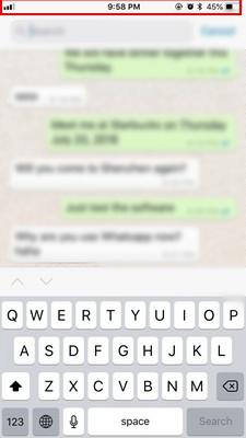 WhatsApp Search Chat 6