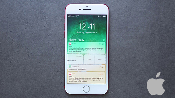 iPhone Lock Screen Security