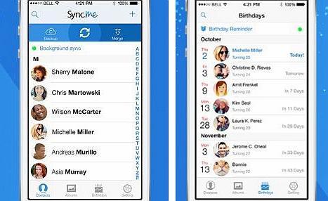 Facebook Sync Contact 3