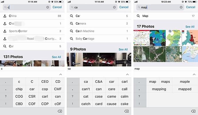 iOS 12 Photos 4