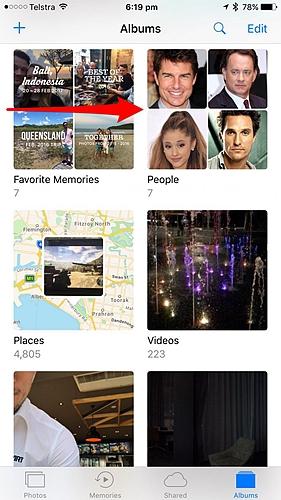 iPhone Photo Add Name 1