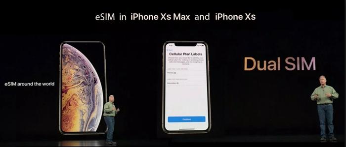 iPhone Dual SIM 1