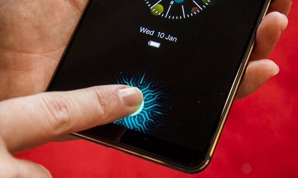 OnePlus In-display Fingerprint 1