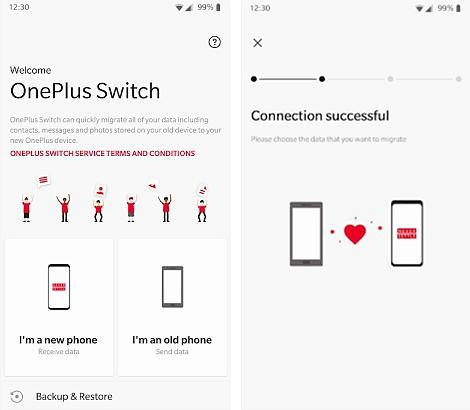 OnePlus Switch App 1