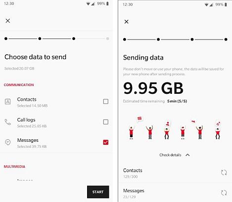 OnePlus Switch App 2