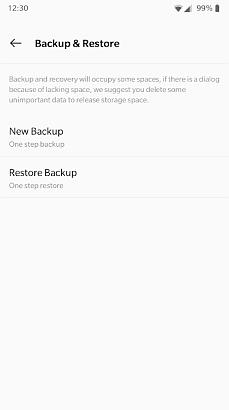 OnePlus Switch App 3