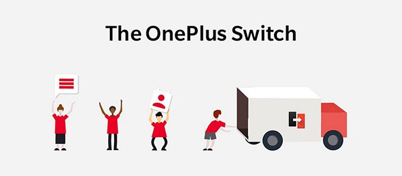 OnePlus Switch App