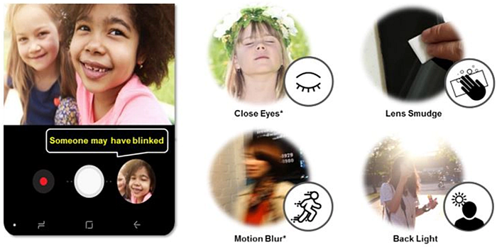 Samsung AI Camer 5