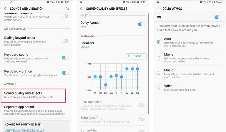 Samsung Audio Tips 1