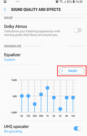 Samsung Audio Tips 6