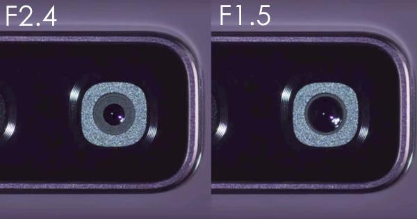 Samsung Dual Aperture 1