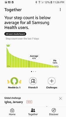 Samsung Health 3