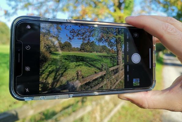 iPhone 4K Video 3