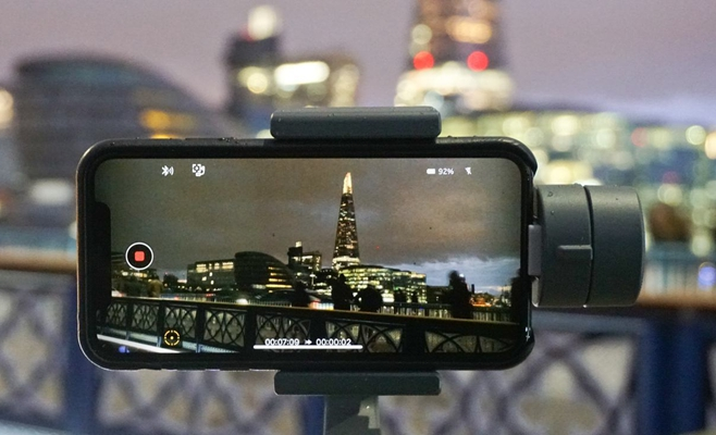 iPhone 4K Video 4