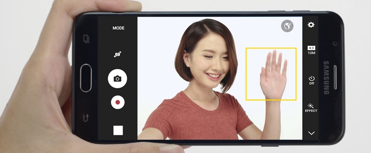 Samsung Camera Voice Control 5