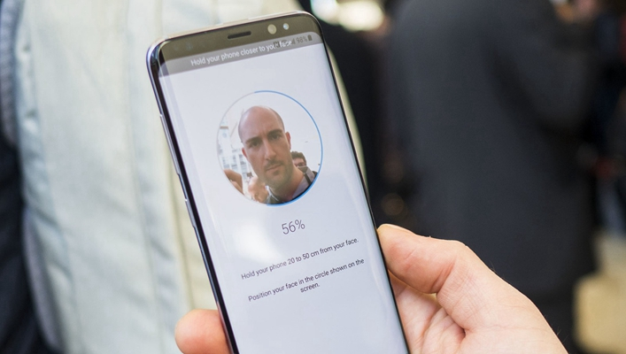 Samsung Face Scan
