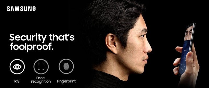 Samsung Iris Scan 3
