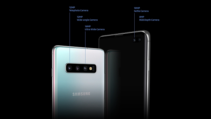 Samsung S10 Camera Feature