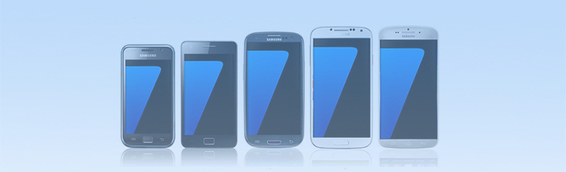 Samsung Galayx Family