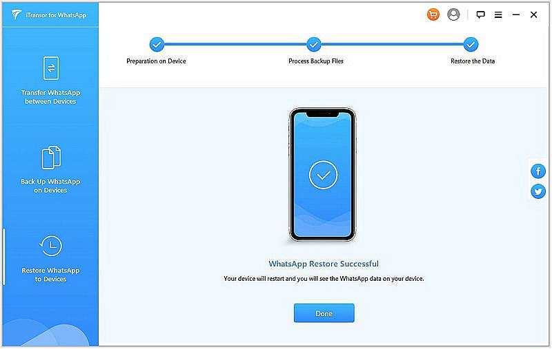 WhatsApp Restore 4