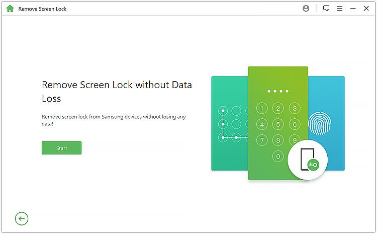 Android Unlock Screen Lock 3