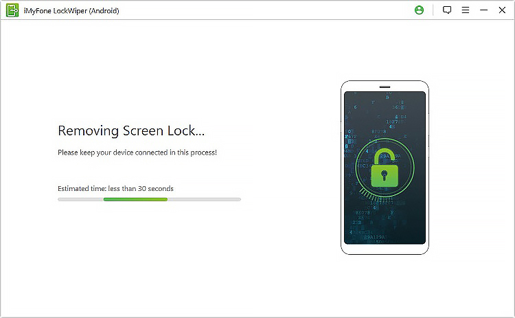Android Unlock Screen Lock 6