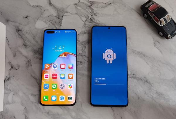 Samsung Galaxy System Problem 2